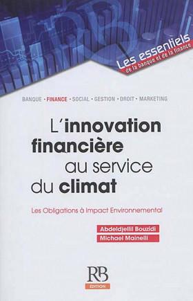 L'innovation financière au service du climat