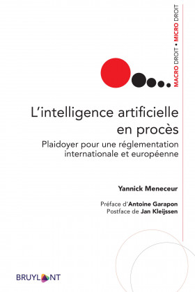 L'intelligence artificielle en procès