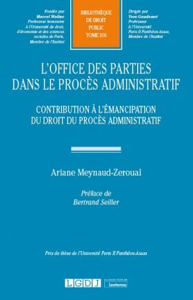 Le procès administratif - Jean Laingui