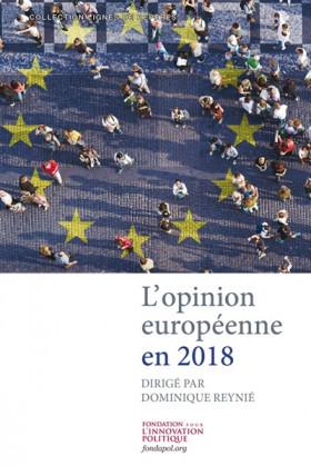 L'opinion européenne en 2018