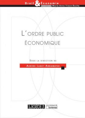 L'ordre public économique