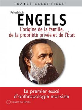 L'origine de la famille, de la propriété privée et de l'État
