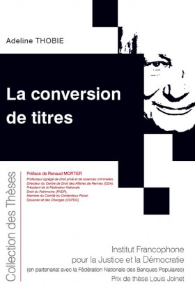 La conversion de titres