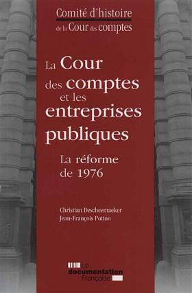 La Cour des comptes et les entreprises publiques