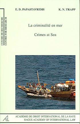 La criminalité en mer - Crimes at Sea