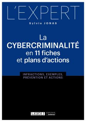La cybercriminalité en 11 fiches et plans d'actions
