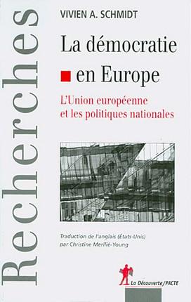 La démocratie en Europe