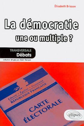La démocratie : une ou multiple ?