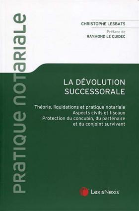 La dévolution successorale