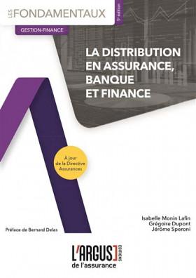 La distribution en assurance, banque et finance