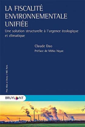 La fiscalité environnementale unifiée