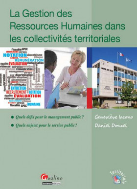 La gestion des ressources humaines dans les collectivités territoriales