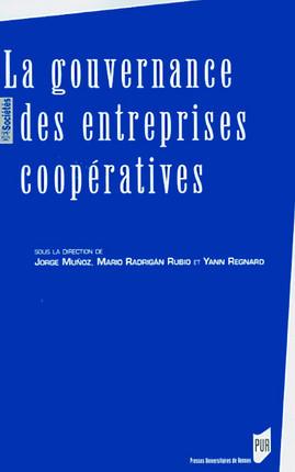 La gouvernance des entreprises coopératives