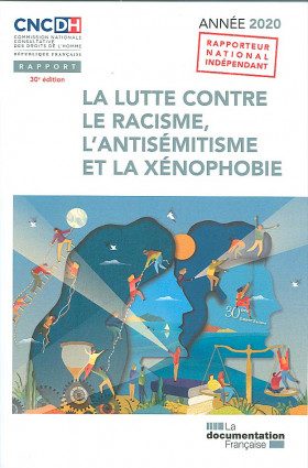 La lutte contre le racisme, l'antisémitisme et la xénophobie, année 2020