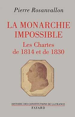 La Monarchie impossible