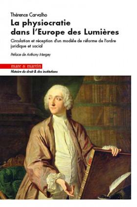 La physiocratie dans l'Europe des lumières
