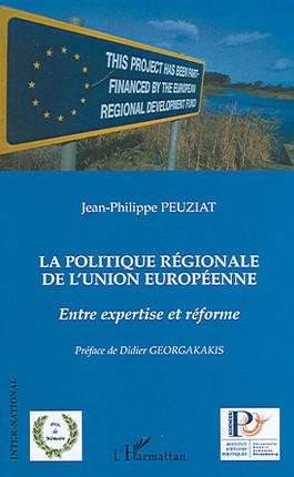 La politique régionale de l'Union européenne
