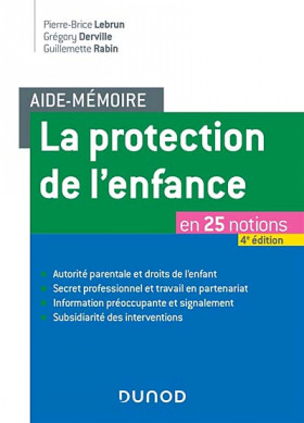 La protection de l'enfance en 25 notions
