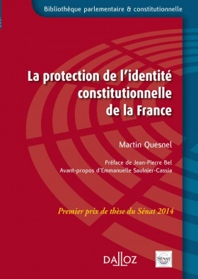 La protection de l'identité constitutionnelle de la France
