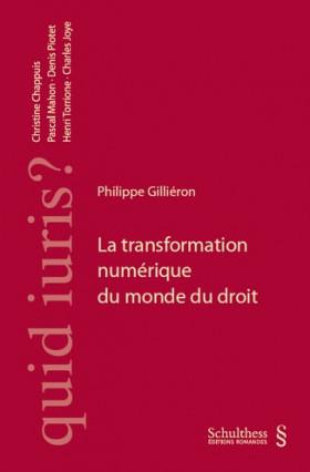 La transformation numérique du monde du droit