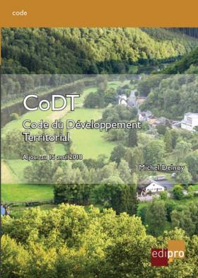 LE CoDT. Le Code du Développement Territorial