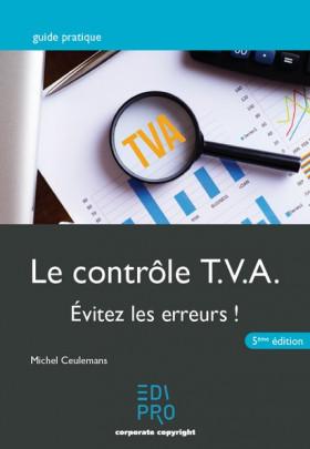 Le contrôle T.V.A
