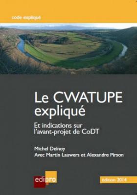 Le CWATUP expliqué 2014