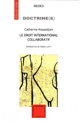 Le droit international collaboratif