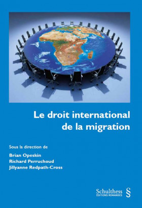 Le droit international de la migration