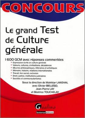 Le grand Test de culture générale