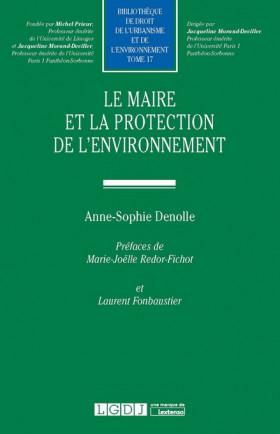 Le maire et la protection de l'environnement