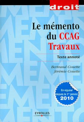 Le mémento du CCAG Travaux