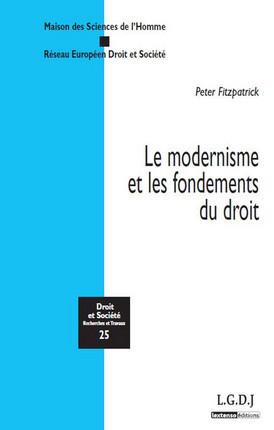 Le modernisme et les fondements du droit