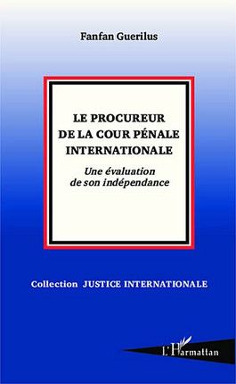 Le procureur de la Cour pénale internationale