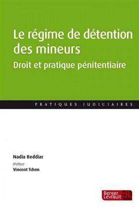 Le régime de détention des mineurs