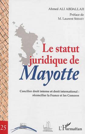 Le statut juridique de Mayotte