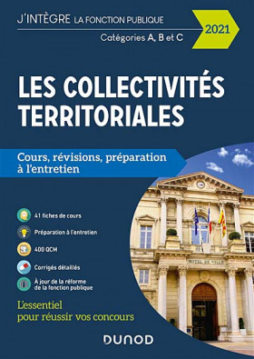Les collectiviés territoriales 2021