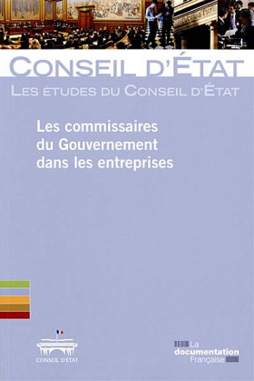 Les commissaires du gouvernement dans les entreprises