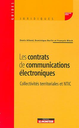 Les contrats de communications électroniques