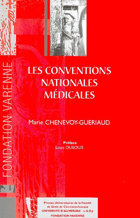 Les conventions nationales médicales