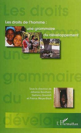 Les droits de l'homme : une grammaire du développement