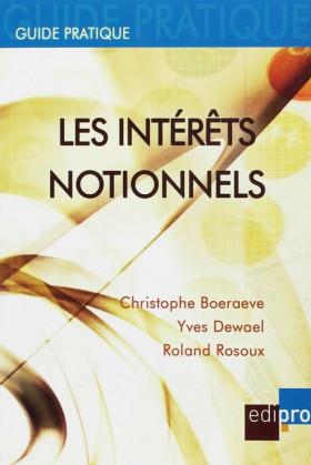 Les intérêts notionnels