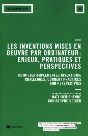 Les inventions mises en oeuvre par ordinateur : enjeux, pratiques et perspectives