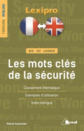 Les mots clés de la sécurité français-anglais