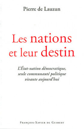 Les nations et leur destin