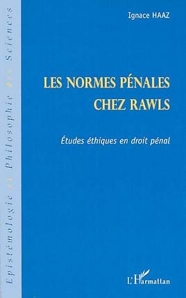 Les normes pénales chez Rawls