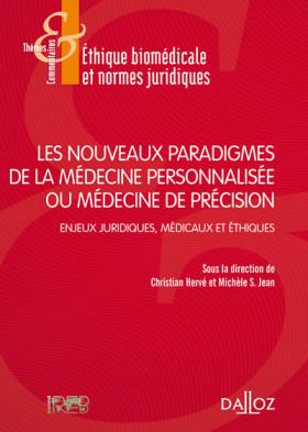 Les nouveaux paradigmes de la médecine personnalisée ou médecine de précision