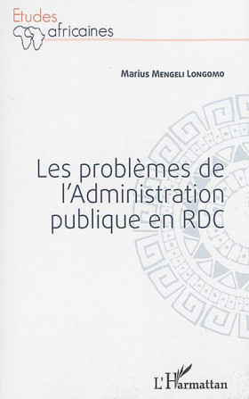 Les problèmes de l'administration publique en RDC
