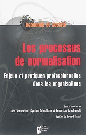 Les processus de normalisation