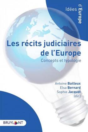 Les récits judiciaires de l'Europe